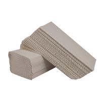 2Work I-Fold Hand Towel 1Ply Wht Pk3600