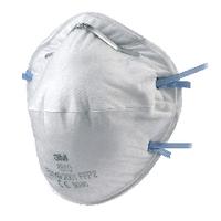 3M Cup Shaped Respirator FFP2 8810