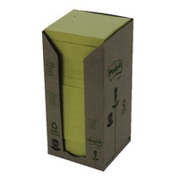 Post-it Note Rcycd 76x76mm Tower 654-1T