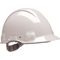 3M Peltor White Safety Helmet G3000