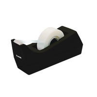 Scotch Tape Dispenser Black C38