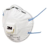3M Cup Shape Valved FFP2 Respirator 8822