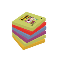 Post-it S/Sticky 76mm Marrakesh Note Pk6