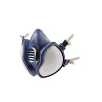 3M Respirator Half Mask Blue 4251