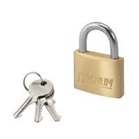 Master Lock Magnum 50mm Brass Padlock