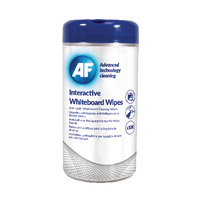 AF Interactive Whiteboard Wipes Pk100