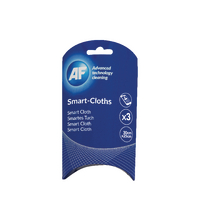 AF Large Smart Cloths Pack of 3