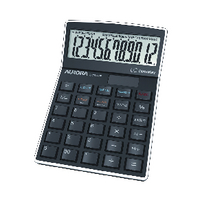 Aurora 12-digit Semi-Desk Calc DT910P