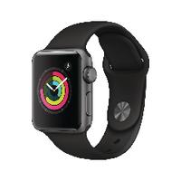 Apple Watch S3 Space Grey 38mm GPS