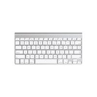 Apple Wireless Keyboard Silver/White