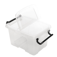 Strata 6L Smart Box with Lid Clear