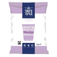 Tate & Lyle Vending Sugar White 2kg Pk6