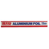 Alum Catering Foil 450mmx75M Cutter Box
