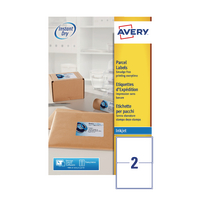 Avery J8168-25 QuickDRY Inkjet Label P50