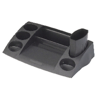 Avery Black Desktop Desk Tidy DR400BLK