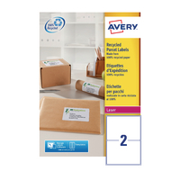 Avery LR7168-100 Laser Shipping Labels