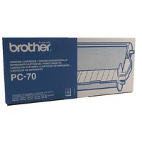 Brother Thermal Ribbon Cart/Refill PC70