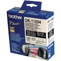 Brother Black/White Multi Labels Pk400