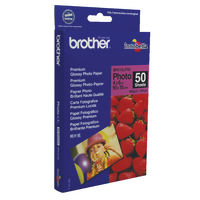 Brother Premium Plus 6x4in Glossy Paper