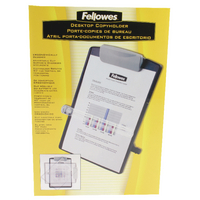 Fellowes Grey Desktop Copyholder