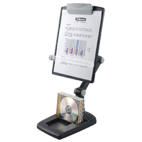 Fellowes Weight-Base Copyholder Graphite