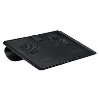 Fellowes Black Portable Laptop Riser