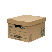 Fellowes Earth Series Storage Box Pk10