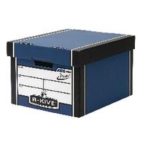 Fellowes Blue Storage Box/FOC Pack Pk10