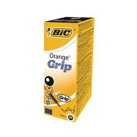Bic Grip Ball Point Black Pen Pk20
