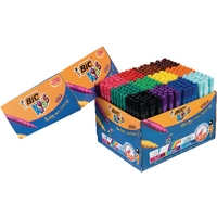 Bic Visa Colouring Pens Jumbo Pack Pk288