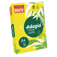 Adagio A4 Yellow Card 160gsm Pk250