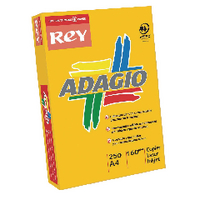 Adagio A4 Orange Card 160gsm Pk250