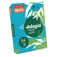 Adagio A4 Deep Blue Card 160gsm Pk250