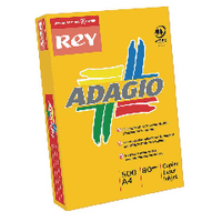 Adagio A4 Bright Assorted Card 160gsm