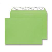 Lime Green C4 P/Seal Envelope Pk250