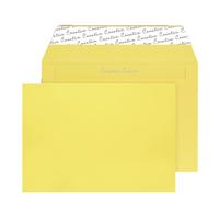 Banana Yellow C4 P/Seal Envelope Pk250