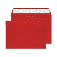 Pillarbox Red C4 P/Seal Envelope Pk250
