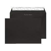 Jet Black C5 P/Seal Envelope Pk250