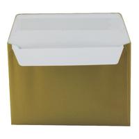C6 Envelope P Seal Metallic Gold Pk250
