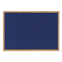 Bi-Office Earth-it 1800x1200 Blue Board