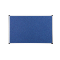 Bi-Office 600x900 Fire Retardant Board