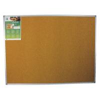 Bi-Office Earth-It 1200x900 Cork Board