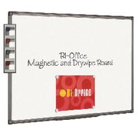 Bi-Office 1200x900mm Magnetic Whiteboard