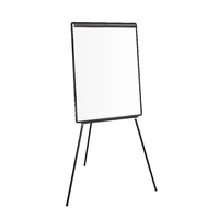 Bi-Office Easy Easel Dry Wipe Surface