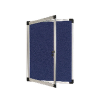 Bi-Office 670x934mm Blue Ext Disp Case