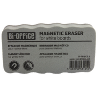 Bi-Office L/Wht Magnetic Board Eraser