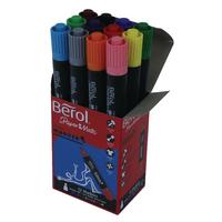 Berol Colourmarker Assorted CMA Pk12