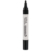 Berol Bullet Black Perm Marker Pen Pk12