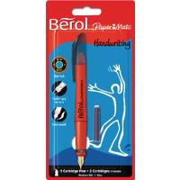 Berol Blue Cartridge Pen S0953460