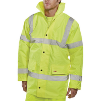 Constructor Jacket Saturn Yellow Large